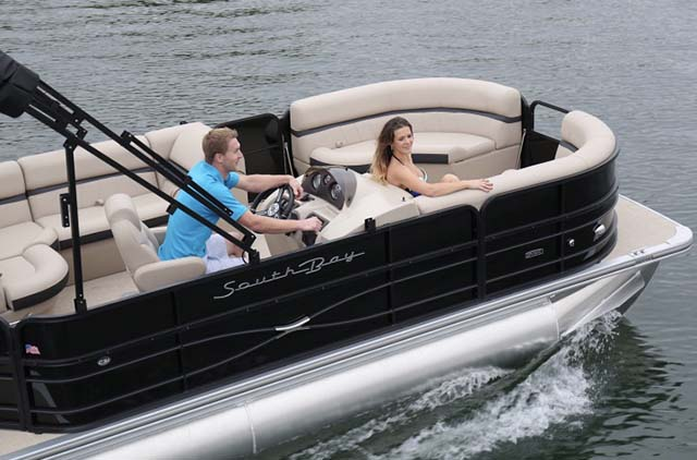 Pontoon 200hp​ 2