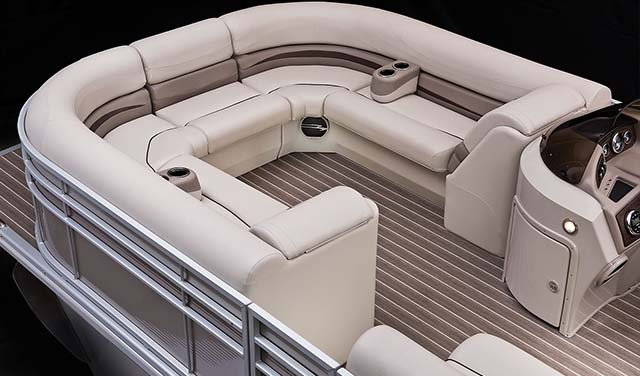 New 2016 Pontoon Boats
